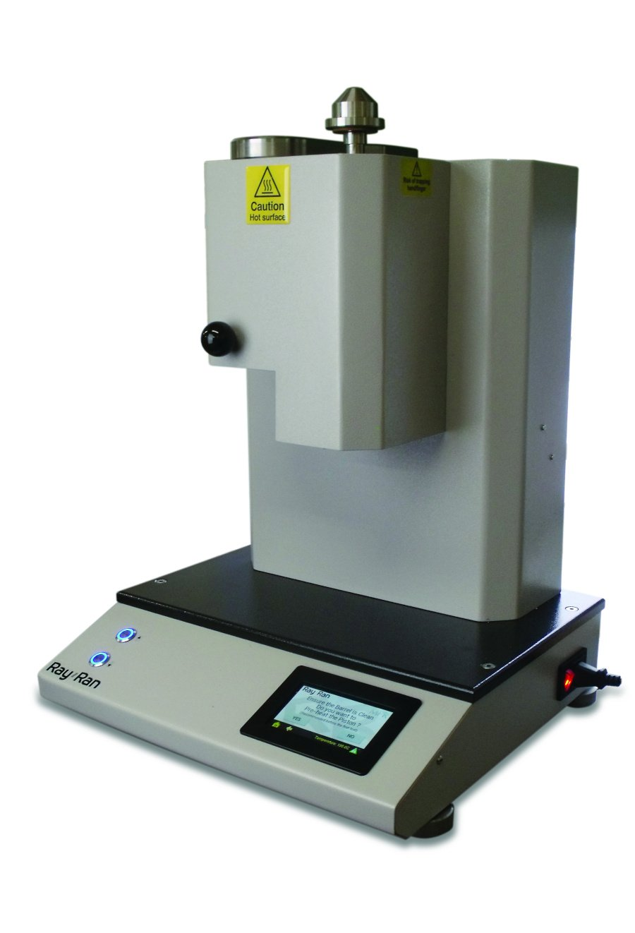 MB90 and MB120 Advanced Moisture Analysers - Industrial Physics