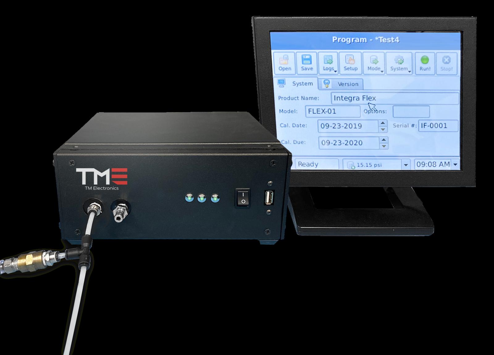 TME Integra Flex mit Bildschirm