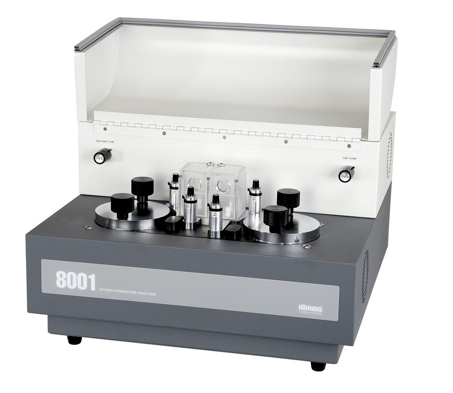 8000 Sauerstoff-Permeations-Analysator