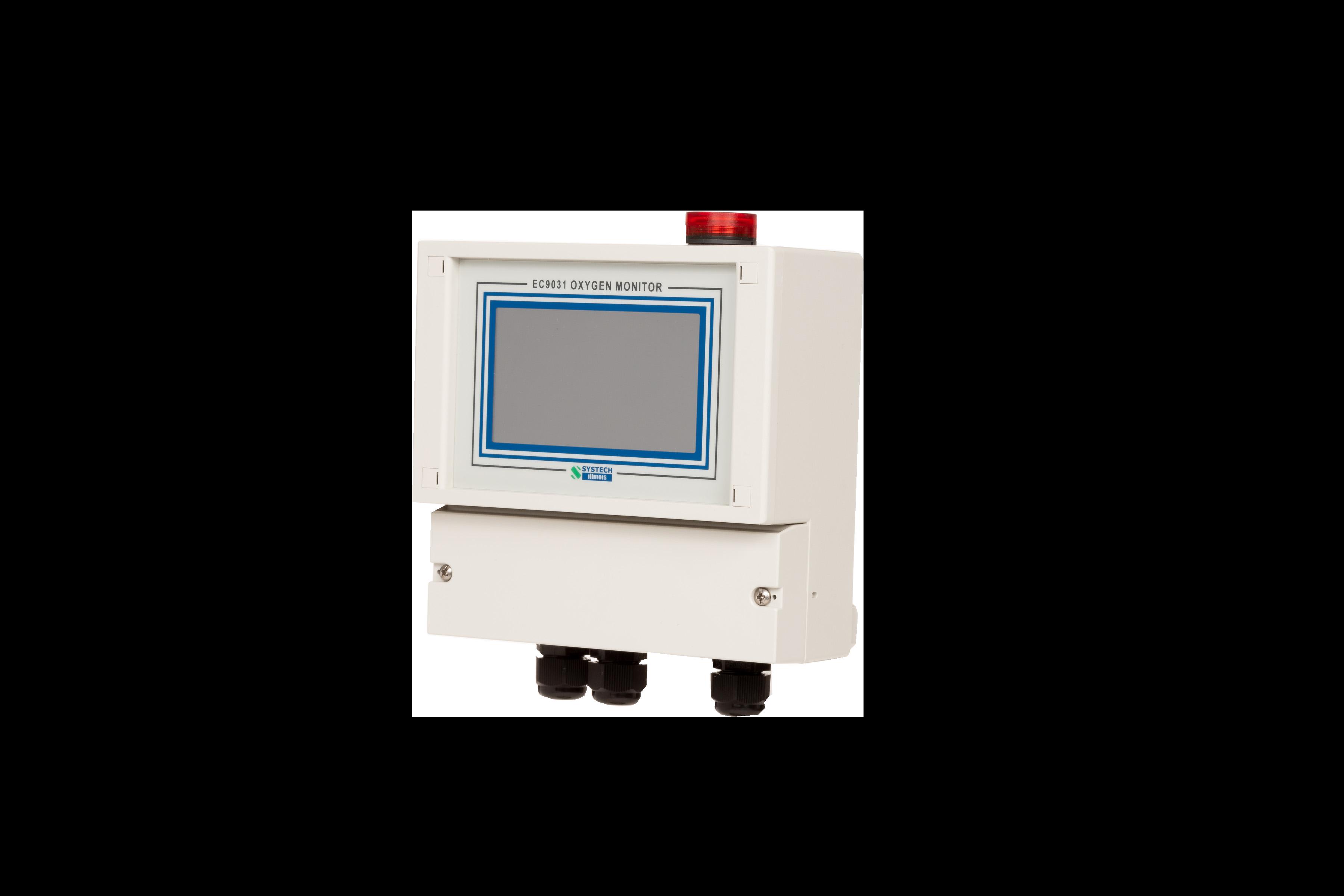 Systech Illinois - EC9031-Oxygen monitor
